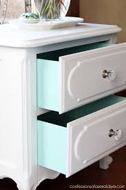 Painted Bedroom Furniture Ideas by 25 Best Painted Furniture Ideas On Pinterest Dresser Ideas