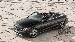 convertible mercedes 2017 2017 mercedes benz c class cabrio is elegance writ small the drive