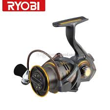 2017 japan ryobi ultra light spinning fishing reel ryobi slam 1000