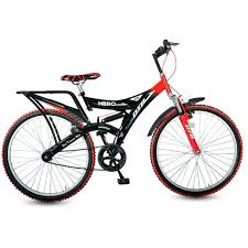 buy hero rangerdtb vx 26t 6 speed mountain cycle red black