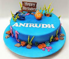 nemo u0026 dory cake d cake creations