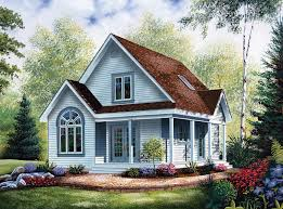 country cabins plans house plan 64983 at familyhomeplans