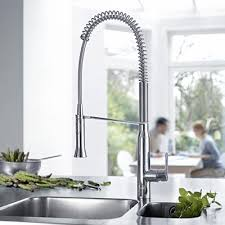 mitigeur de cuisine grohe robinets évier de cuisine grohe espace aubade