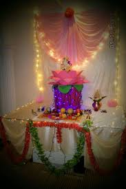 135 best ganpati decorations images on pinterest ganesha