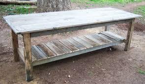 Diy Farmhouse Table And Bench Diy Farm Table U2013 Design U0026 Trend Report 2modern