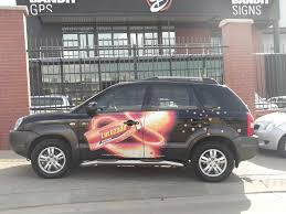 car advertisement how to make money easy by branding a car care of cars