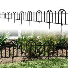 Restaurant Fencing by Terratrade Victorian Garden Border Fencing Hayneedle