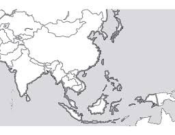 Blank World War 2 Map by Asia Louse Asia Map Spainforum Me