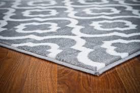 Polypropylene Rugs Toxic Amazon Com 3028 Gray Moroccan Trellis 7 U002710x10 U00276 Area Rug Carpet