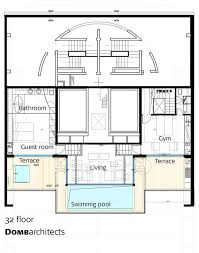 Floor Plan Of An Apartment 97 Best Penthouse Images On Pinterest Apartment Floor Plans
