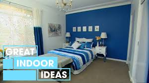 how to decorate a bedroom with blue indoor great home ideas