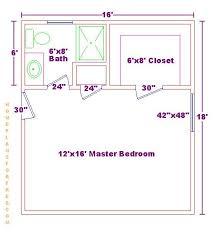 Bathroom Floor Plan by Best 25 Master Bedroom Plans Ideas On Pinterest Master Bedroom