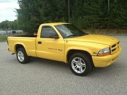 1999 Dodge Dakota 2dr Sport Buy Used 1999 Dodge Dakota R T Yellow Only 92k Miles 5 9l V8