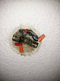 Replacing A Ceiling Light Fixture Electrical How Do I Install This Flush Mount Ceiling Light