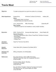 Writer Resume Template Resume Cv Template Openoffice Writer Work Resume Best Job Images