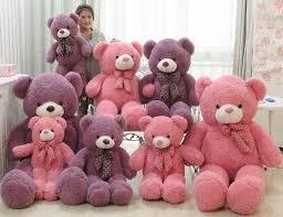 valentines teddy bears 120cm plush teddy birthday gifts for girl friend cutest