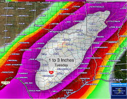 Dallas Radar Map by Heavy Rain And Colder Temperatures For Dfw On Tuesday 11 4 14
