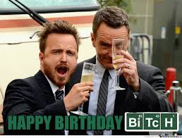 Breaking Bad Happy Birthday Meme - best wishes to aaron paul by clairvoyant meme center