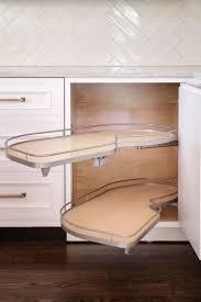 Kitchen Corner Cabinet Solutions Kitchen Design Alluring Cupboard Storage Ideas Black Wall
