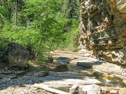 The Devils Bathtub Devils Bathtub Spearfish Canyon Black Hills The Hike