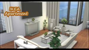 Ikea Lookbook The Sims 4 Speed Build Ikea Apartment Youtube