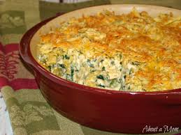 southwestern turkey casserole about a