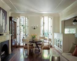 French Door Design Ideas Blinds For Back Door Best Interior - Dining room with french doors
