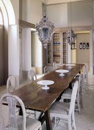 Best  Farmhouse Table Chairs Ideas On Pinterest Farmhouse - Dining room farm tables