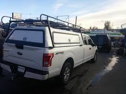 Ford F150 Truck Rack - ford f 150 toolmaster topper w rack suburban toppers