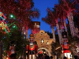 Outdoor Christmas Decorations Los Angeles by Mission Inn Festival Of Lights Los Angeles Free Concerts Los
