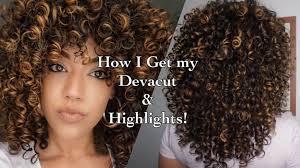 deva cut hairstyle hairstyles how i get my devacut pintura balayage highlights