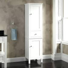 linen floor cabinet white bathroom floor cabinet small bathroom
