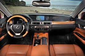 lexus gs 450h osiagi najlepsze wnętrze ma