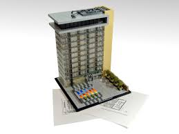 lego office the brick bucket lovely german office building