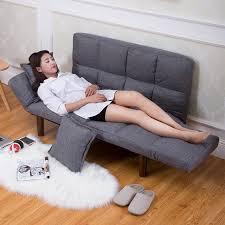 Japanese Sofa Bed Modern Foldable Japanese Sofa With Backrest Armrest