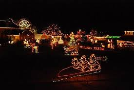 festival of lights picture of edaville family theme park