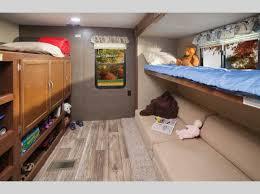 Passport Travel Trailer RV Sales  Floorplans - Travel trailer with bunk beds