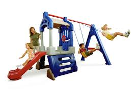 exterior beautiful outdoor playsets for backyard landscaping