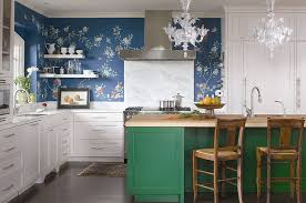 colorful kitchen islands 50 trendy eclectic kitchens that serve up personalized style