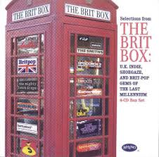 brit box various selections from the brit box u k indie shoegaze and