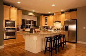 Inside Peninsula Home Design by Kitchen Island Ideas Foucaultdesign Com