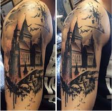 26 best castle tattoo images on pinterest castle tattoo dovers