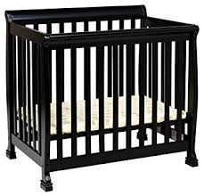 Mini Crib With Storage Davinci Kalani 2 In 1 Mini Crib And Bed In