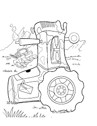 awesome mater coloring pages 96 for your picture coloring page