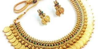 coin jewellery most trending south indian jewellery anuradha