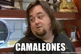 Meme Generator History Channel - camaleones caracoles chumlee meme generator