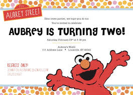 template free baby elmo first birthday invitations with hd nice