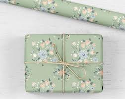 wedding gift wrapping paper wedding gift wrap etsy