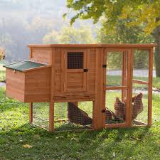 Best Backyard Chicken Coops by Boomer U0026 George Tree Tops 4 Chicken Coop With Run Hayneedle