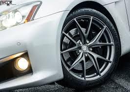 lexus isf tires size lexus is f niche misano h61 wheels anthracite